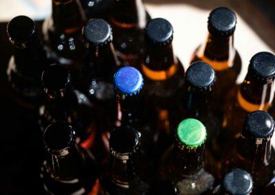Maison Rafalyne - caviste - bouteilles de bière