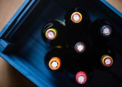 Maison Rafalyne - Caviste - Bouchons bouteilles de vin